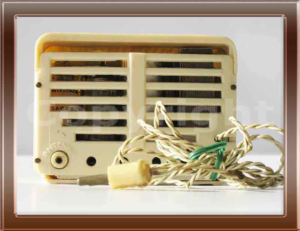 Radio Era Gnomo Collezione di Franco Nervegna