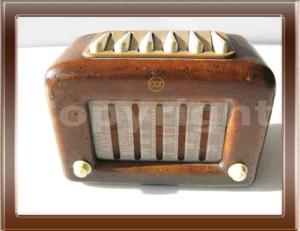Radio CGE Supergioiello della collezione di Franco Nervegna