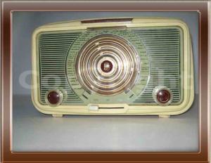 Radio Allocchio Bacchini 415 della collezione di Franco Nervegna