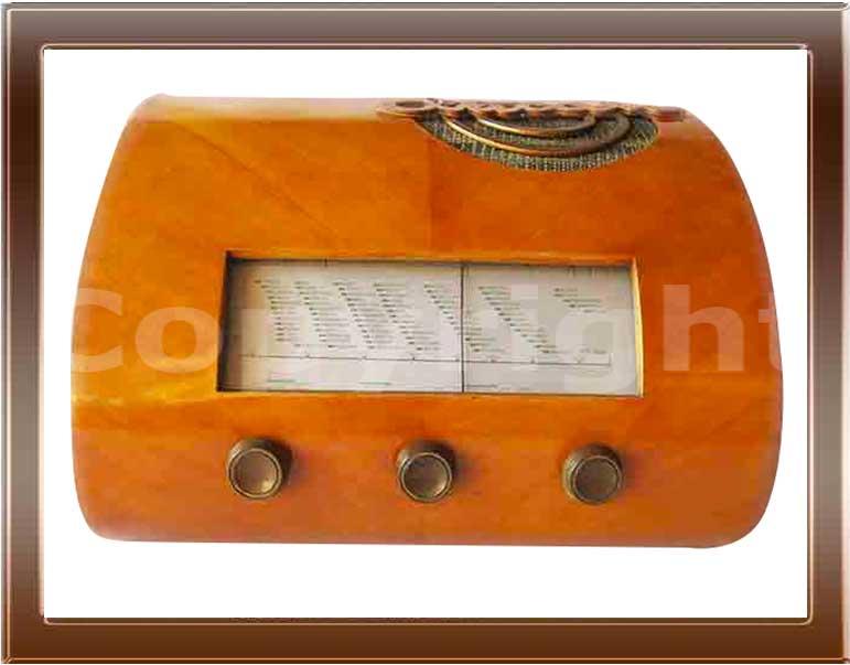 Radio a valvole ducati il paniere