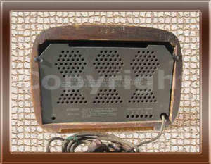 Radio Magnadayne M15 Lusso - Collezione di Franco Nervegna