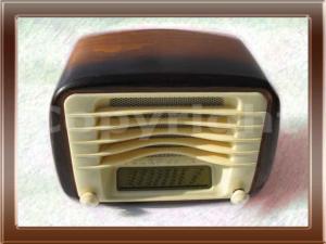 Radio Telefunken Mignolette Baby della collezione di Franco Nervegna