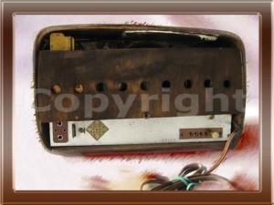 Radio Telefunken Mignon della collezione di Franco Nervegna
