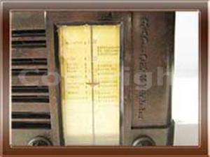 Radiomarelli RD76 Fido 1 della collezione di Franco Nervegna