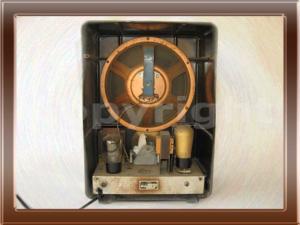Radio Saba ve301w della collezione di Franco Nervegna