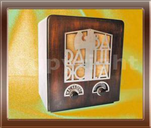 Radio Magnadyne Balilla - Collezione di Franco Nervegna