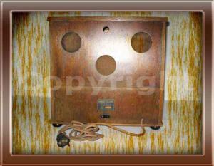 radio d'epocaRadio d'epoca Loewe EB 100 della collezione di Franco Nervegna