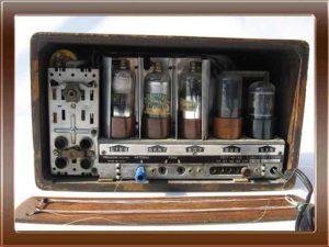 Radio Unda modello R55-1 Pentaunda | Collezione Franco Nervegna