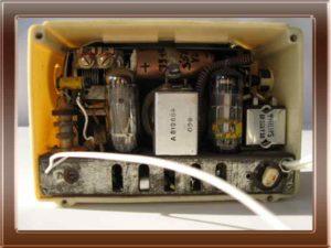 Radio Queenvox Ninnolo collezione di Franco Nervegna