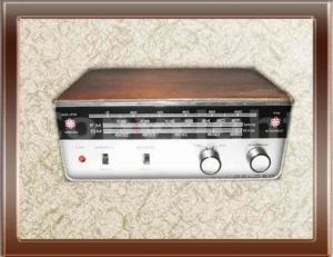 Radio a transistor Geloso G538 della collezione di Franco Nervegna