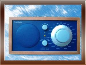 Radio Tivoli Model One della collezione di Franco Nervegna