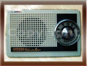 Fotogallery della radio a transistor Voxson 745 Zephyr